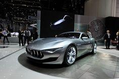 I Love Maserati Alfieri Coupe Front Angle. Check it out  Live | NickCars.Com