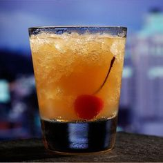 Fun TV show-inspired cocktails! 30 on the Rocks anyone?