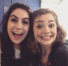 Dodie Clark & Carrie Hope Fletcher