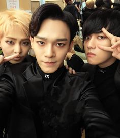 EXO | XIUMIN CHEN and BAEK HYUN