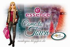 Russkajas Beautyblog: Preview - Essence Come to Town LE November 2014