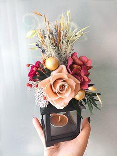 Композиция с натуральными неувядающими Розами! Оригинальный подарок, украшение интерьера !