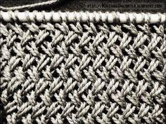 Cross Stitch (similar to herringbone stitch)