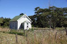 Old Church, Kutarere, Bay of Plenty, NZ