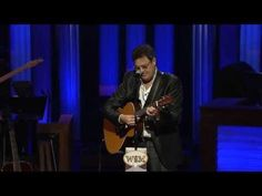 "Vince Gill and Patty Loveless Perform ""Go Rest High On That Mountain"" at George Jones' Funeral"