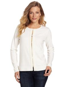 Pendleton Women's Pearl Glam Cardigan Pendleton. $79.00. 80% Merino Wool/20% Nylon. Made in China. Dry Clean Only. Unlined. 23.5 inch length