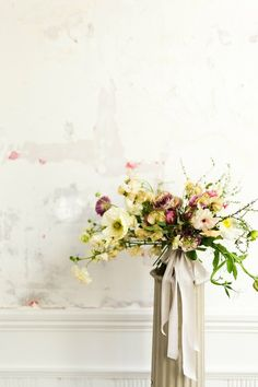 Spring flowers at their best in the bouquet!