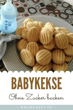 Baby Led Weaning, Ober Und Unterhitze, Html, Almond, Babys, Healthy Finger Foods, Recipes For Babies, Baby Cookies, Food Baby
