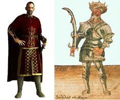 Personagens históricos da franquia de games Assassin's Creed: Parte I, Assassin's Creed http://wp.me/p4zkEu-in