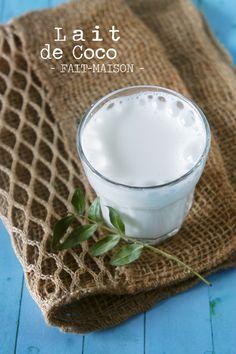 FAIRE son LAIT de COCO SOI-MÊME { HOME-MADE } - Blog Coconut - Cuisine | Foodisterie | Home-Made
