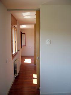 Reforma d'un habitatge. Vic. www.sp25.es. david oliva + elisenda planas, arquitectes