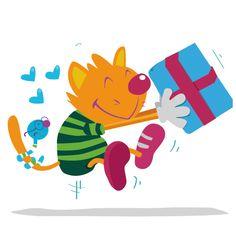 ¡A Zyro le encantan los #regalos!