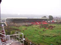 McCain Stadium, former home of Scarborough FC