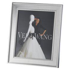 Buy Vera Wang for Wedgwood Grosgrain Photograph Frame, 8 x 10
