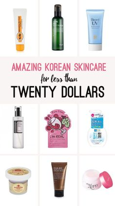 An inexpensive Korean skincare routine (and how to start your own!)