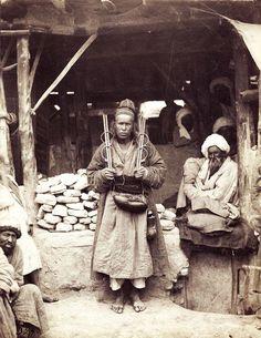 #Persian #Sufi #dervish. Photographer- Dmitri Ivanovich Yermakov, around 1870s. #Islam