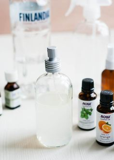 HOW TO: Make A Natural Air Freshener With Essential Oils | http://helloglow.co/natural-air-freshener/