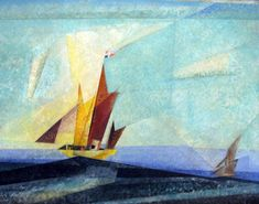 <p>In 1887, when he was 16 years old, Lyonel Feininger left his birthplace in New York City to study music in Germany. Within a year, however, he decided to become an artist. He studied at the Berlin Academy and in…</p>