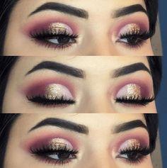 Gorgeous Makeup: Tips and Tricks With Eye Makeup and Eyeshadow – Makeup Design Ideas Beautiful Eye Makeup, Natural Eye Makeup, Eye Makeup Tips, Smokey Eye Makeup, Makeup Ideas, Unique Makeup, Makeup Hacks, Makeup Inspo, Makeup Goals