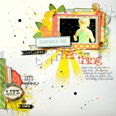 It's Just Her Thing *My Scraps and More* - Scrapbook.com