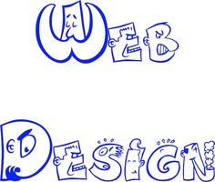 Funny Web design Graphics