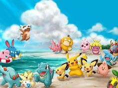 cute pokemon wallpaper - 50 Lovely Pokemon Wallpapers  <3 <3