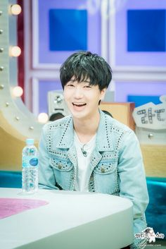 Yesung At Radio Star, last episode for Kyuhyun as an MC #yesung #예성 #슈퍼주니어