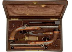 An epic history of weaponry made by Fauré Le Page