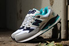 New Balance M530AAC - White/Blue