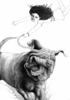 Chapter 1.....NOoooOoooooo Cliffordella!!!!!! The horror of a runaway Neopolitan Mastif who doesn't listen......Bryony Rose meets her new neighbours after being dragged along the beach by her tearaway dog.... www.preciousbryonyrose.com