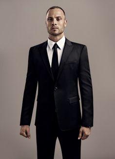 Oscar Pistorius. Inspirational and Hot.