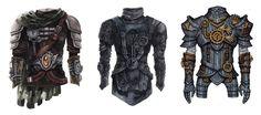 Armors by meodualeo