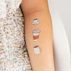 coffee tattoo