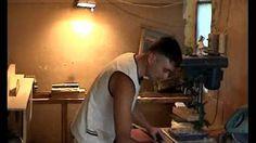 Пошаговое изготовление флейты Любви (индейский пимак) - YouTube