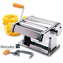 Maquina de Macarrão Aço Inox - Hercules