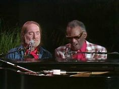 Georgia on my Mind- Ray Charles (with Willie Nelson)
