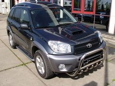 Dacia Duster Overland >> Toyota RAV4 Forums - View Single Post - Freedom4 project from 2006 SEMA...   RAV4 Off-road ...