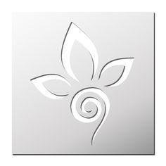 Pochoir Ornement Stencil Patterns, Stencil Art, Stencil Designs, Bed Sheet Painting Design, New Beginning Tattoo, Stencil Concrete, Diy Diwali Decorations, Pooja Room Door Design, Kirigami