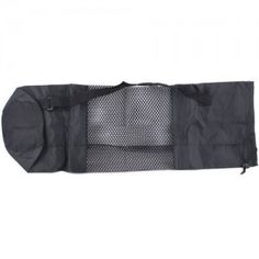 amazing-trading Stretchable Exercise Yoga Mat Bag Nylon Mesh Center Strap  New Mat Exercises 984d6ddbb606d