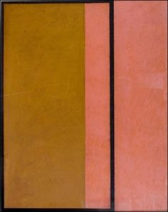 Paul Osipow: Sommitelma, 1983, gouache, 148x118 cm