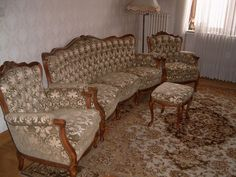 Couch-Garnitur