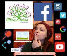 """Nuovo post sulla mia pagina facebook """"Albero & Anima di Alice Piazza"""", dal titolo: Dipingere soltanto o farsi anche conoscere??"""