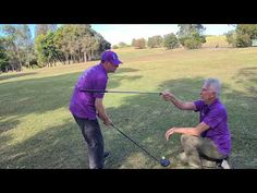 One of our Golf Mentors from Cooroy Golf Club Peter Kennedy helping Craig to improve his stance & technique. Golf is not an easy sport many of you may already have found, as there is so much to learn. Craig improves so much when he has practiced a few times (after we stopped our video). [...] The post All Abilities Golf Wellness and Connection Mentor Peter Kennedy helping Craig to improve chipping appeared first on FOGOLF.
