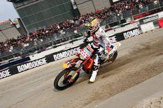 #222 Tony Cairoli - KTM - MotorSport Arena - Bologna Motor Show 2011