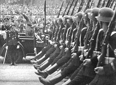 nazi historical photo Hitler saluting his Troops Nuremberg Rally, Ann Coulter, The Third Reich, Us Government, Socialism, World War Ii, Troops, Soldiers, Obama