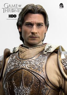 """12"""" (30.5cm) tall Game of Thrones Jaime Lannister collectible figure is available for pre-order at www.threezerostore.com for 190USD/1480HKD with worldwide shipping included in the price.  Please check the following album here to see more images and full info: https://www.facebook.com/media/set/?set=a.1239119946113831.1073741938.697107020315129&type=1&l=9d31140a07 #threezero #GameOfThrones #GOT #HBO #actionfigure #actionfigures #toy #toys #toycollector #toyphotography #Lannister…"""