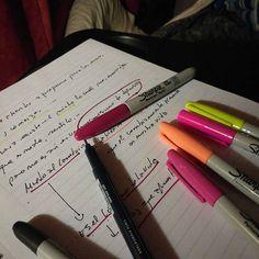#estudiando #mitologiahindu #nuevocursoonline preparando todo,y gracias a johanna porqué amo su regalo Office Supplies, Studying, Gift, Thanks, I Love