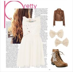 My polyvore outfit :) ---> Autumn Outfit