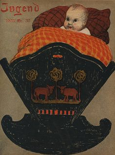 Jugend Magazine, March 1903