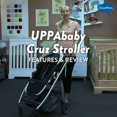 Features and Review of the UPPAbaby Cruz Stroller | CloudMom Uppababy Stroller, Strollers, Scooter Girl, Baby Gear, Baby Things, Raising, Giveaway, Mom, Life